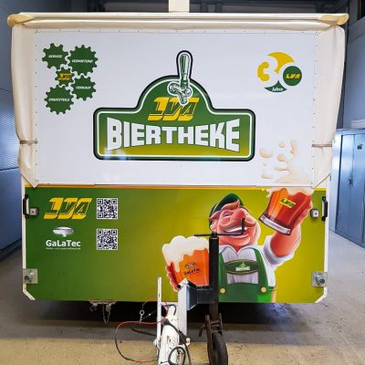 Bierwagen LVA