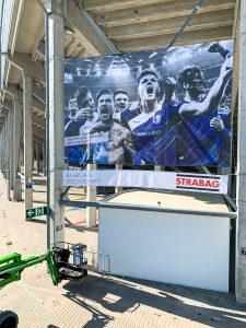 1. FC Magdeburg Banner