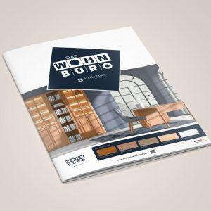 Stralsunder Wohnbüro Broschüre